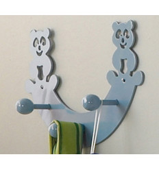Percha de pared Osos