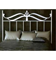 Tête de lit en fer forgé moderne Valentina