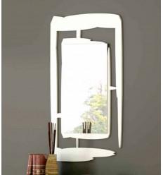 Specchio in ferro battuto Tokio