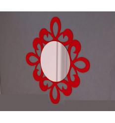 Miroir de forge Madrid