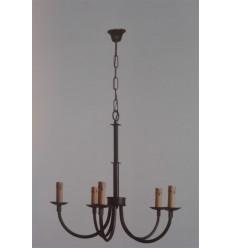 Lámpara rústica Venecia
