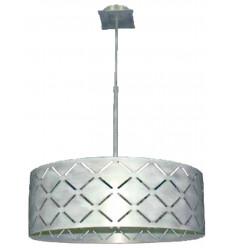 Lámpara de hierro moderna Cube