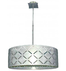 Lampe de fer moderne Cube