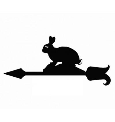 Veleta de viento Rabbit