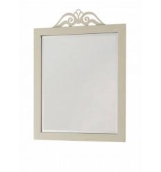 Specchio in ferro battuto Manuela