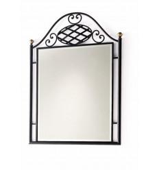 Specchio in ferro battuto Marsella