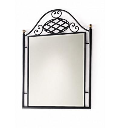 espejo de forja marsella detalles