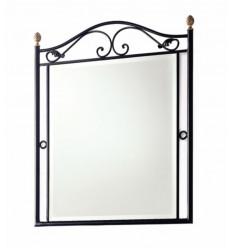 Specchio in ferro battuto Atenas