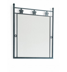 Espelho de forja Margarita