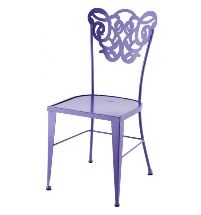 silla de forja vigo