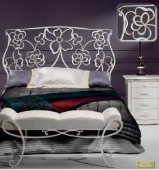 Tête de lit vintage Flower Peña Vargas