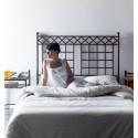 Tête de lit rustique Cáceres