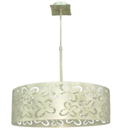 Lámpara de forja moderna Mariposa