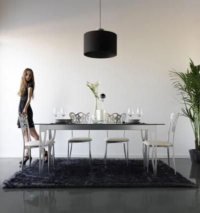 mesa de forja milos