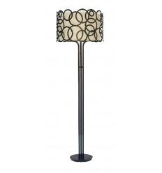 Lámpara de pie de diseño Círculos