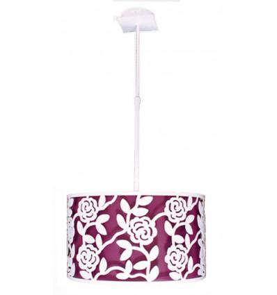 lampara flores