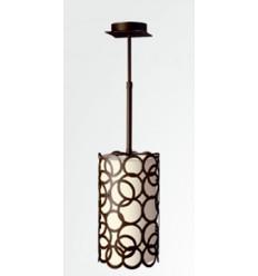 Lampada da soffitto moderna in ferro battuto Círculos