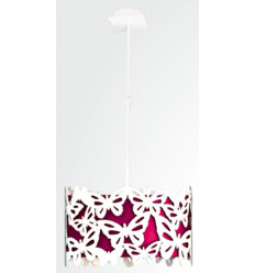 Lámpara de techo Infantil Mariposas