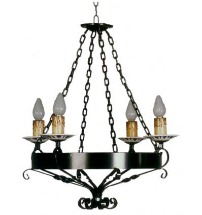 Lámpara Rústica 6