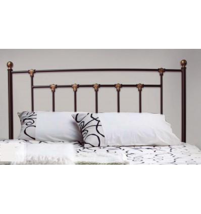 Cabecero cama 90 cm en color negro