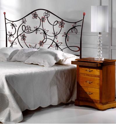 Cabeceira de cama Cintia de Peña Vargas