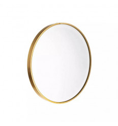 Espejo oro aluminio