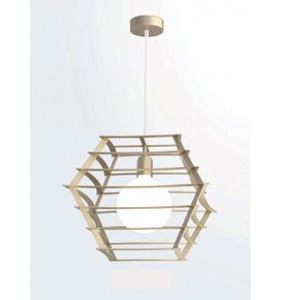 Lámpara moderna de forja Laredo