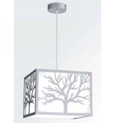 lampara moderna techo arbol