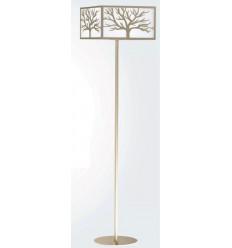 Lámpara de pie moderna Árbol