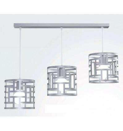 Lámpara moderna Mondragón de 3 luces