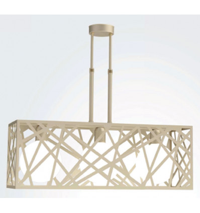 Lámpara de techo moderna Álava 3 luces