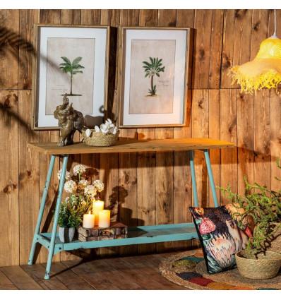 Mueble de entra Vintage Ibiza