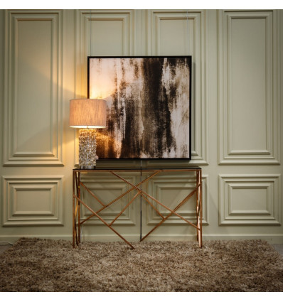 Mueble de entrada de diseño Barcelona