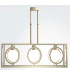 Lámpara rectangular Figueras