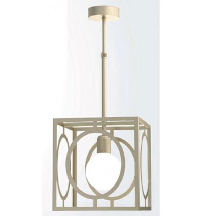 Lámpara moderna de techo Figueras 1 luz