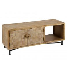 Mesa de TV colección Carré