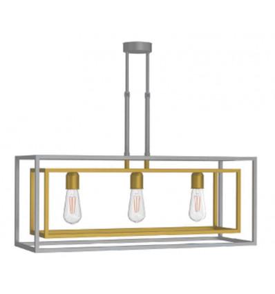 Lampara Estella 3 luces