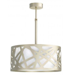 lámpara 1 luz redonda Atlas