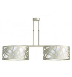 Lámpara Atlas 2 luces