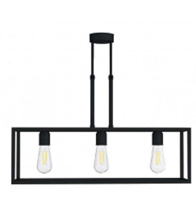 Lámpara Retro 3 luces