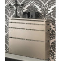 Mueble cubre radiador Lineal
