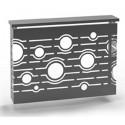 Cubre radiador diseño Neisa