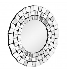 Espejo pared circular