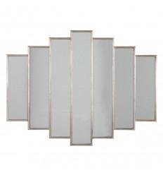 Espejo pared abanico