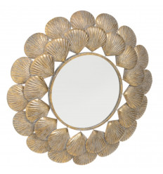 Espejo pared Conchas