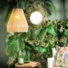 Espejo Natural Flor