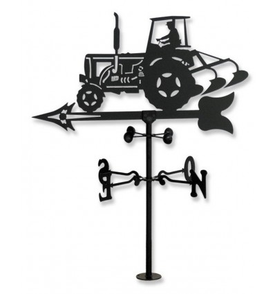 Tracteur à girouette