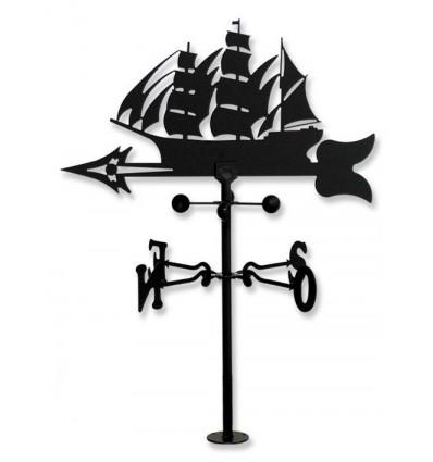Schiff Wetterfahne