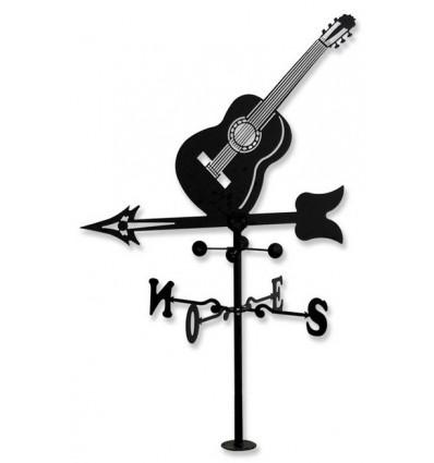 Girouette Guitare