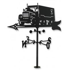 Veleta de forja camión